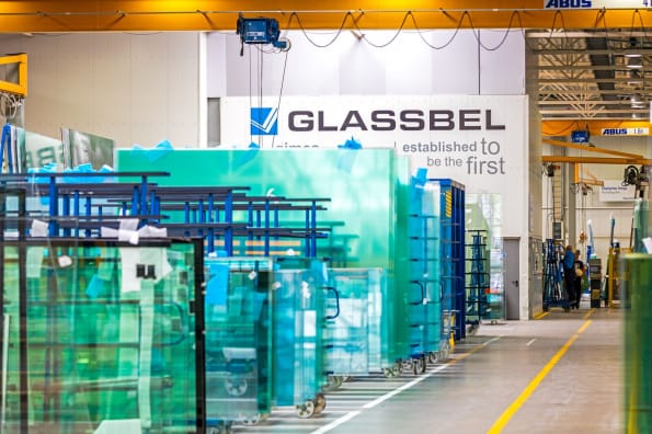 Glassbel established to be First
